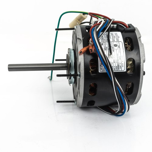 small resolution of  48 frame direct drive blower motor 1 3 hp 115 volts 1075
