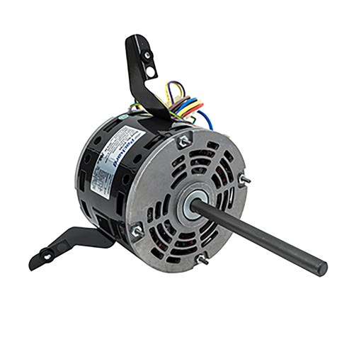 small resolution of 48 frame direct drive blower motor 1 6 hp 115 volts 1075 rpm 3 speed packard online