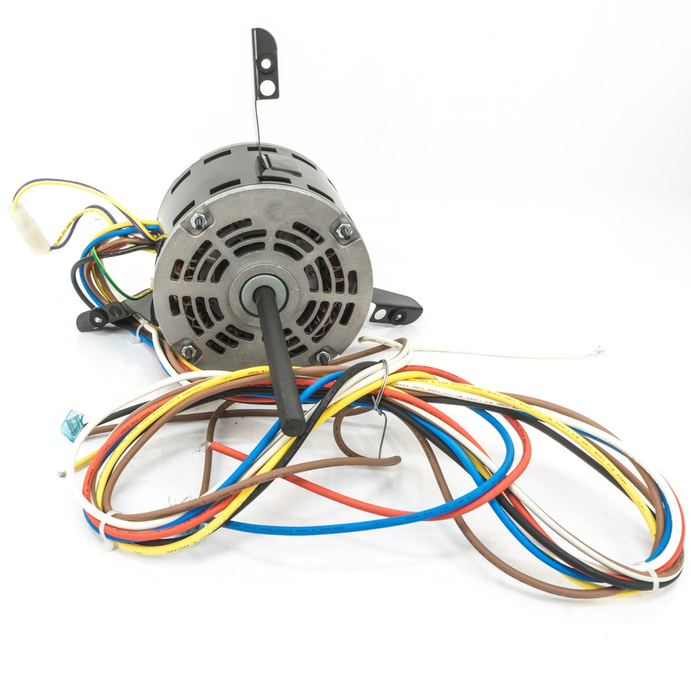 medium resolution of torsion flex direct drive blower motor 1 4 hp 208 230 volt 1075 rpm packard online