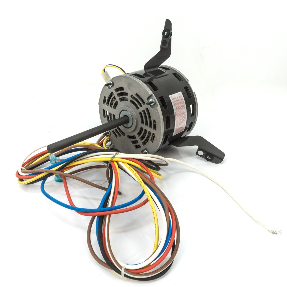 medium resolution of  torsion flex direct drive blower motor 1 4 hp 208 230 volt