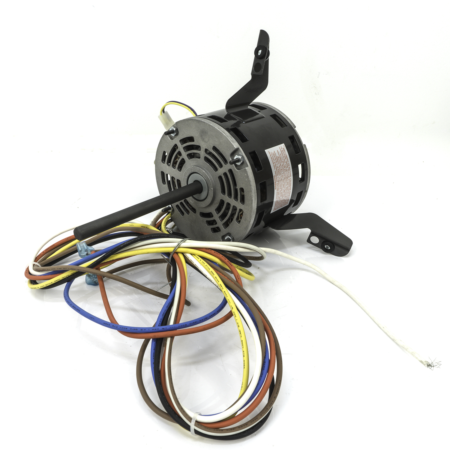 hight resolution of  torsion flex direct drive blower motor 1 4 hp 208 230 volt