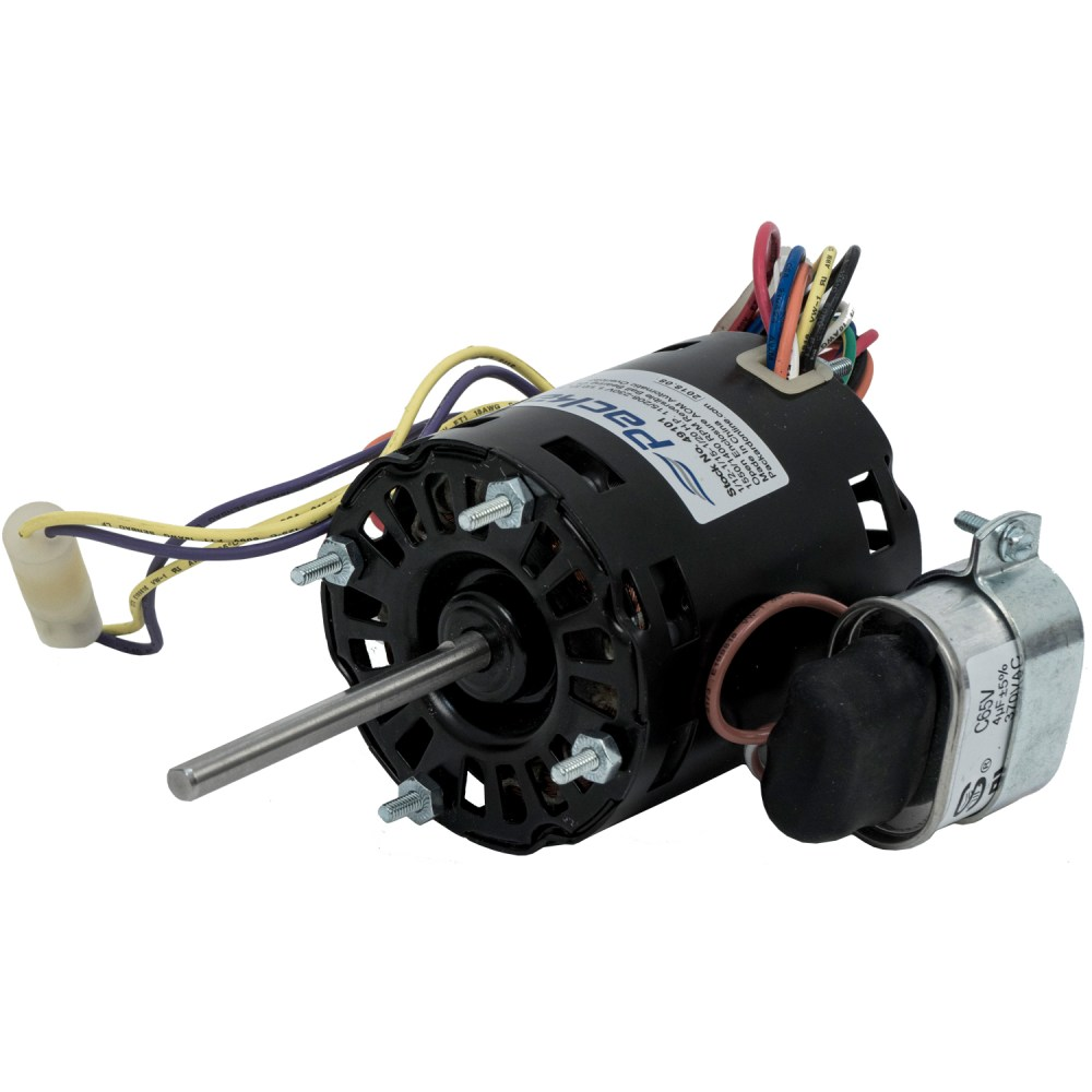 medium resolution of 3 3 psc motor 1 12 1 15 1 20 hp 115 208 230 volt 1550 1400 rpm packard online