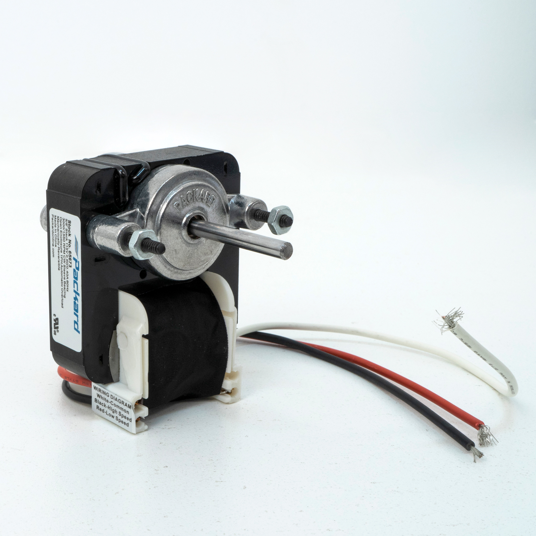 hight resolution of c frame motor kit 5 8 stack size 115 volt 3000 1550 rpm packard online