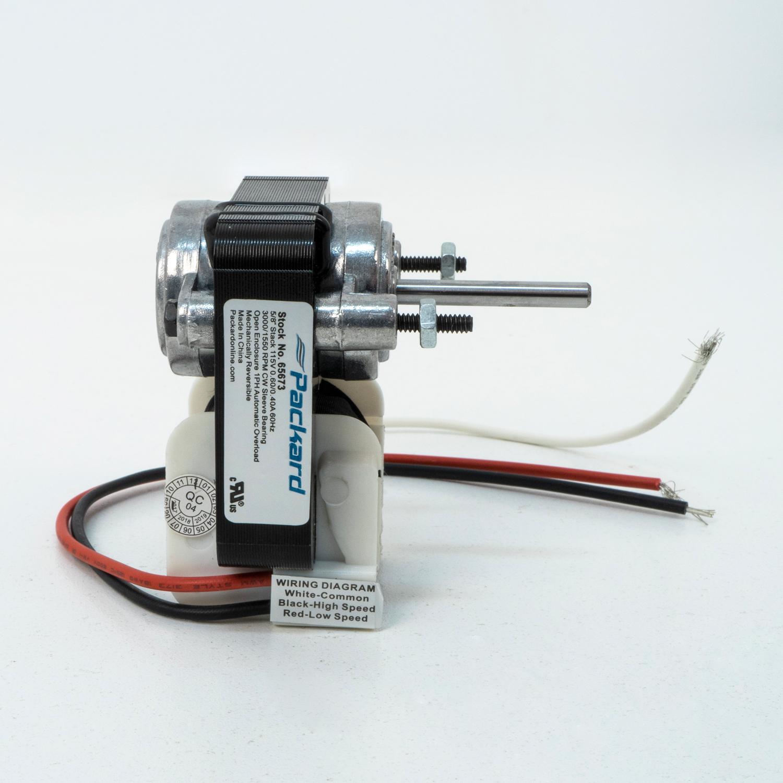 hight resolution of  c frame motor kit 5 8 stack size 115 volt