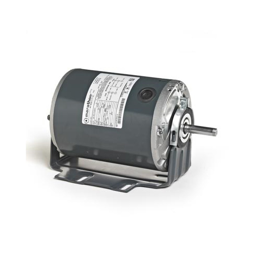 medium resolution of 56y frame split phase attic fan motor 1 2 hp 1725 rpm 115 volts packard online