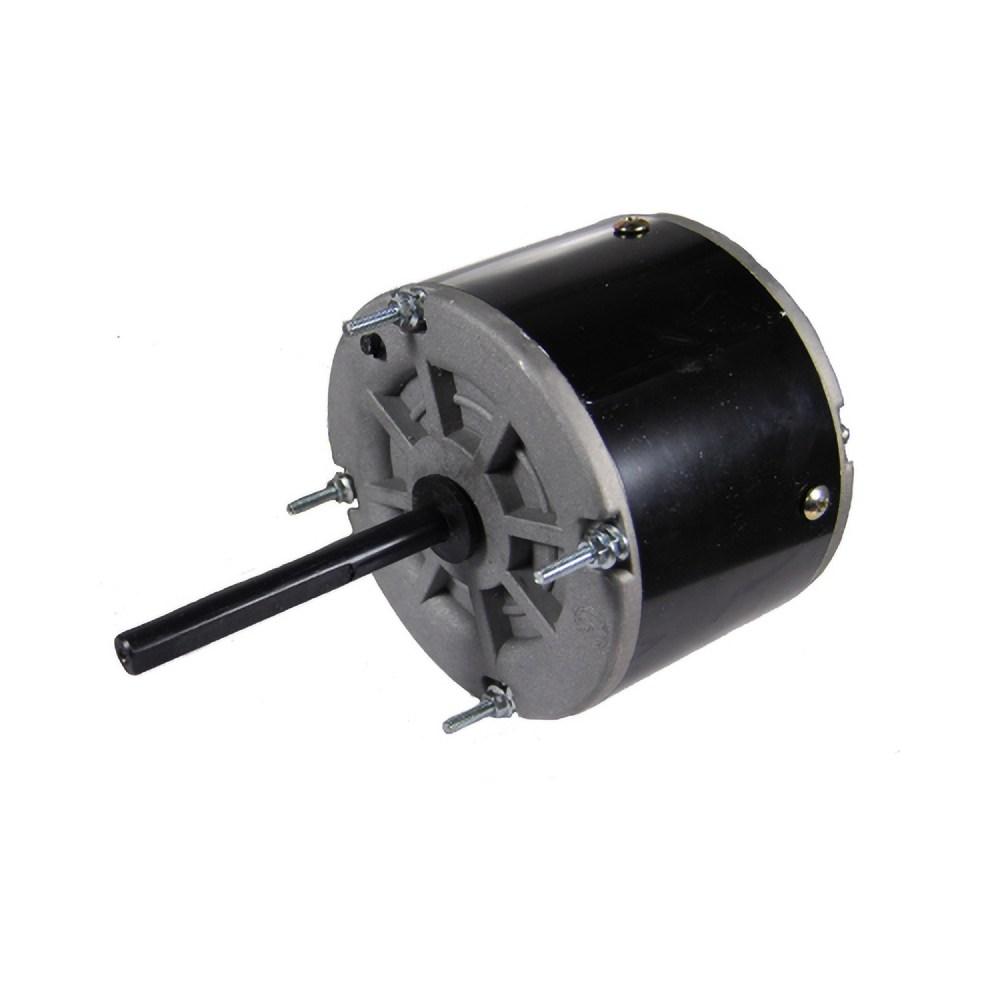 medium resolution of condenser fan motor 1 5 hp 208 230 volt 1075 rpm rheem replacement packard online
