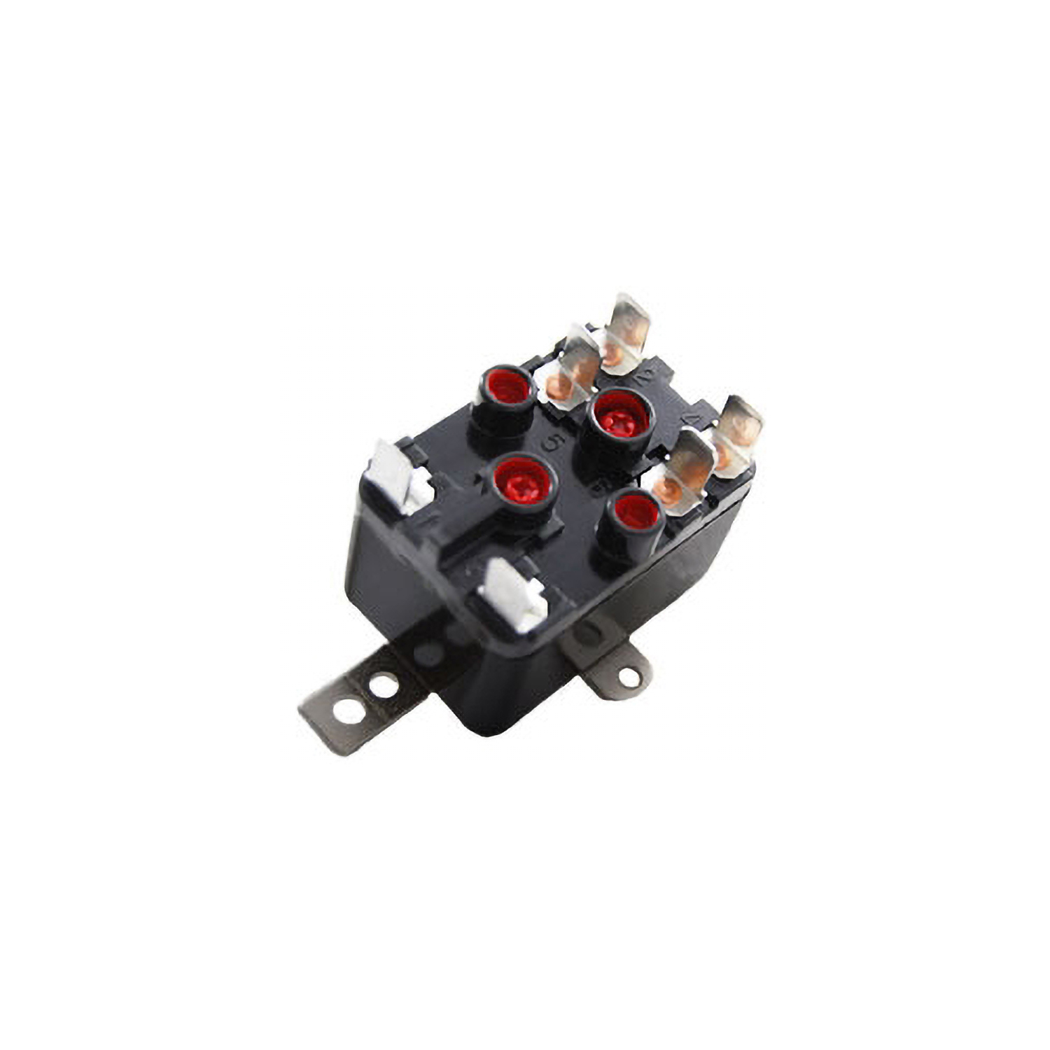 hight resolution of switching fan relay spno spnc 24 coil voltage 18 resistive amps packard online