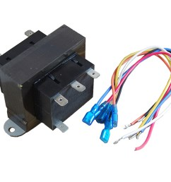 foot mount transformer input 24 va output 40va packard online packard wiring diagram  [ 1500 x 1500 Pixel ]