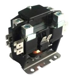 titan max dp contactor 1 pole 30 amp 208 240 volt coil packard online [ 1500 x 1500 Pixel ]