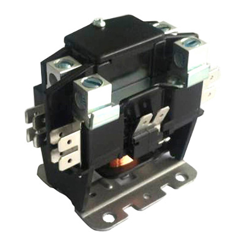 hight resolution of titan max dp contactor 1 pole 30 amp 208 240 volt coil packard online