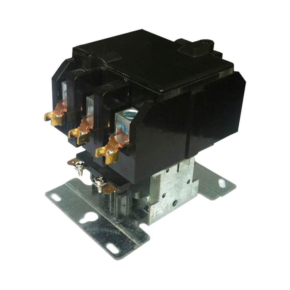 medium resolution of titan max dp contactor 3 pole 90 amp 208 240 volt coil packard online