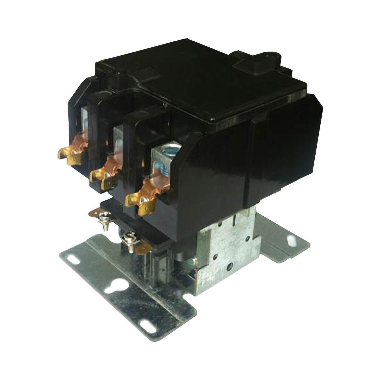 hight resolution of titan max dp contactor 3 pole 90 amp 208 240 volt coil packard online
