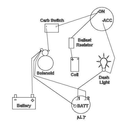 Packard Motor Wiring