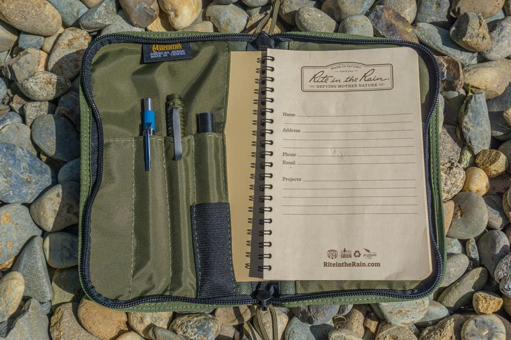 pack essential maxpedition field