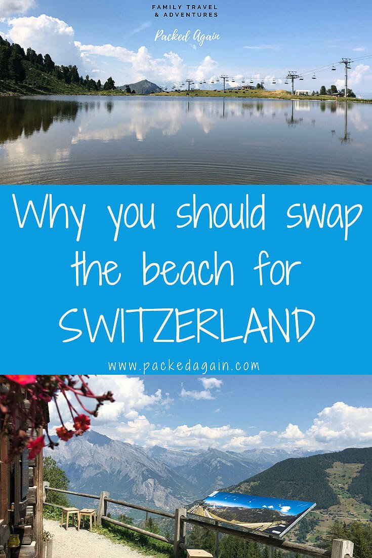 E-Book Switzerland Swap the beach for the Mountains