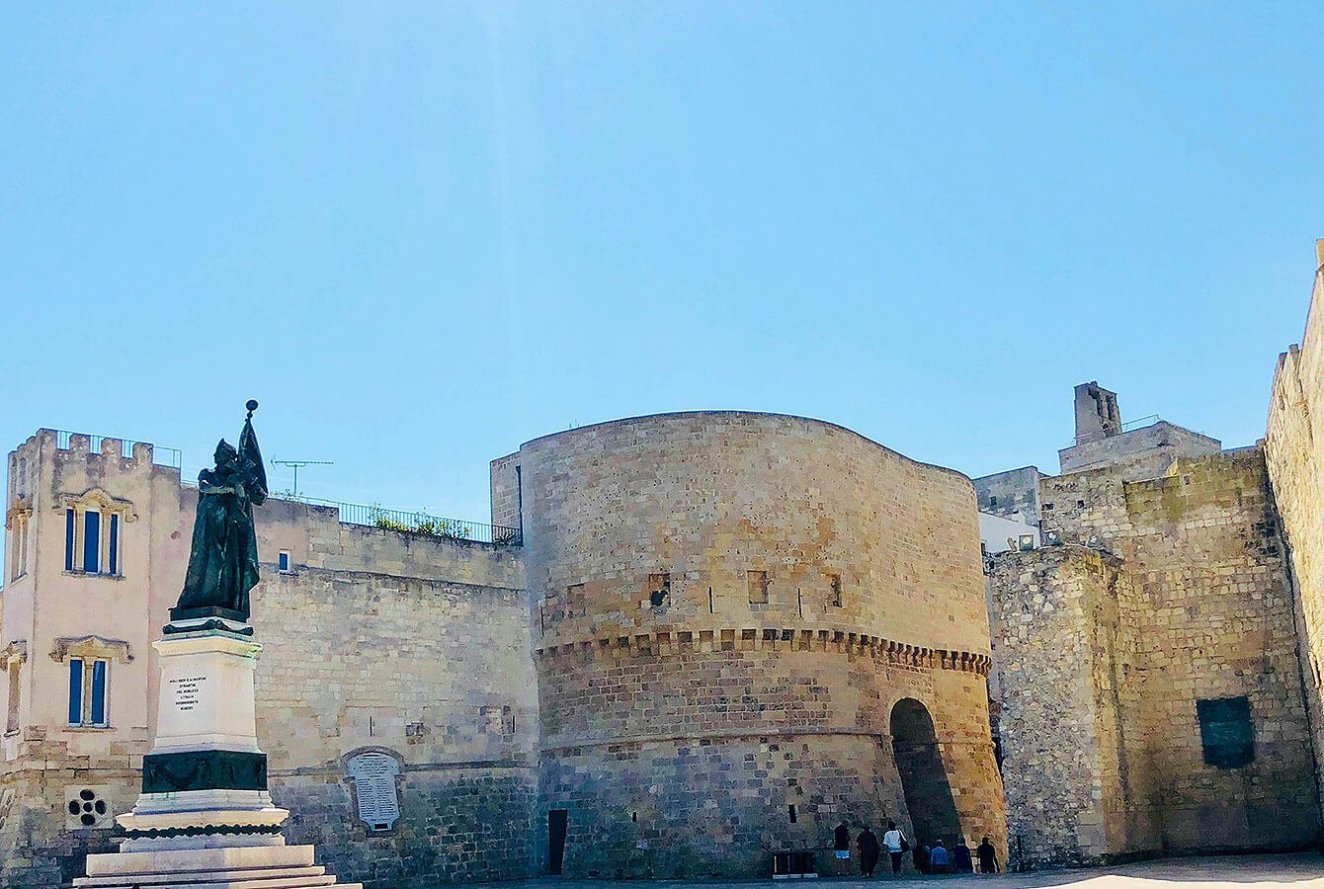 Otranto's Old Town and city walls