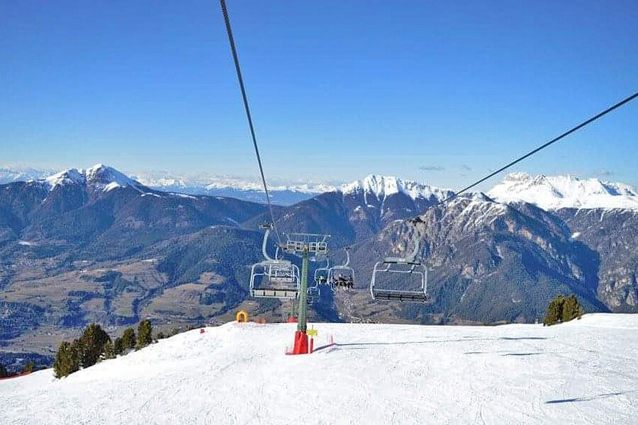 Family friendly ski resort Alpe Cermis - Italian Dolomites