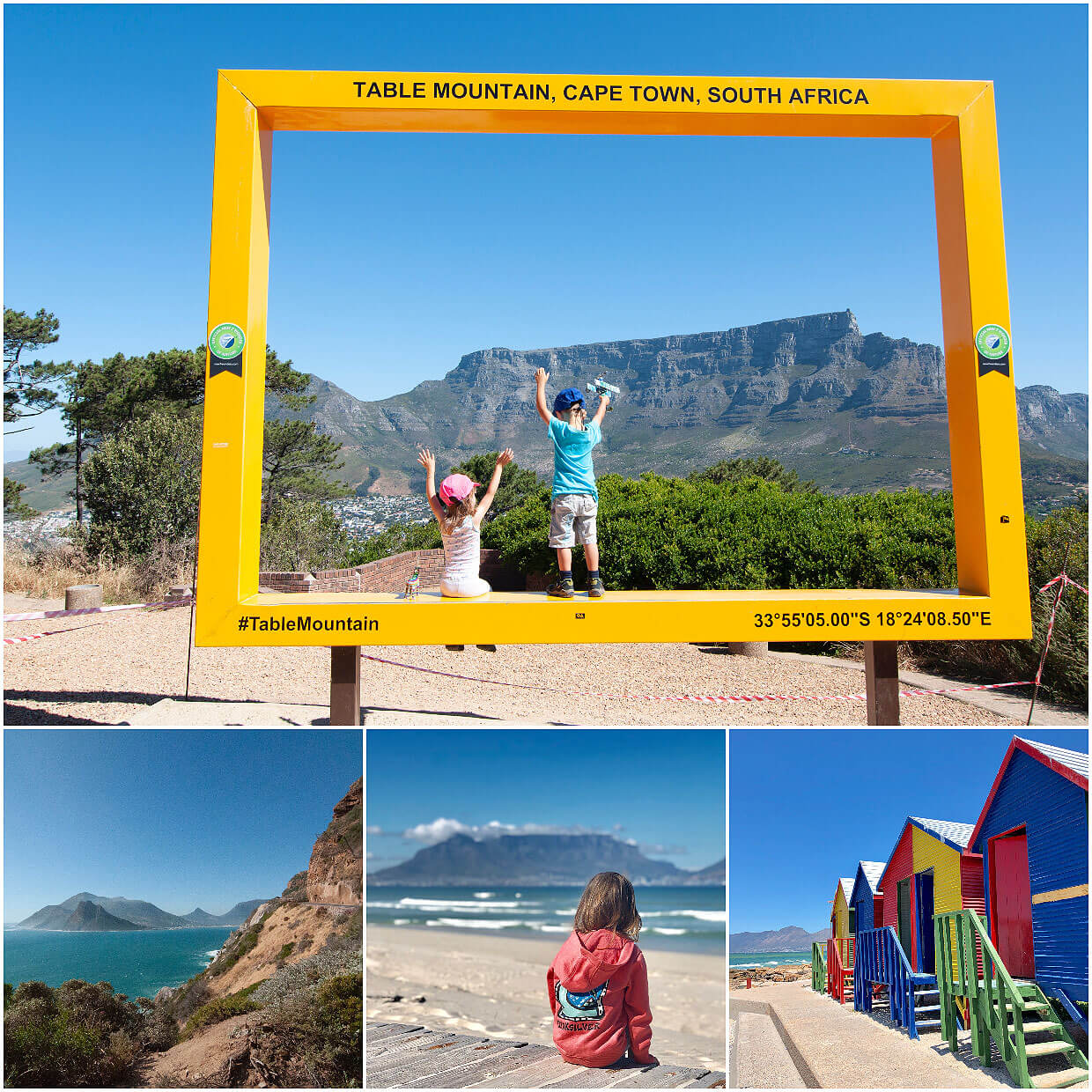 South Africa :: Cape Town with kids
