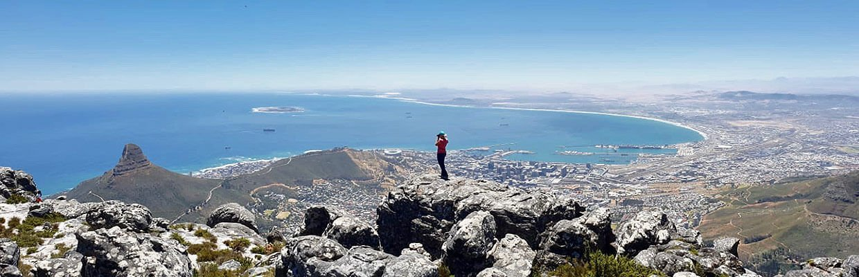 Me and Cape Town