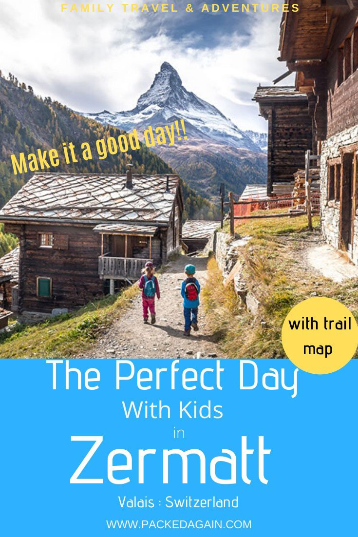 pin for a perfect day in Zermatt guide