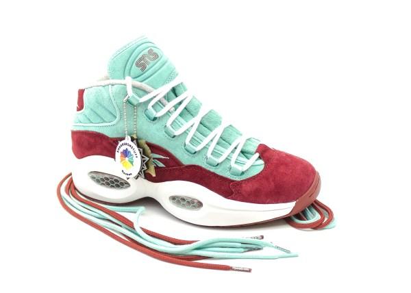Reebok X Sneakersnstuff Question Mid Shoe