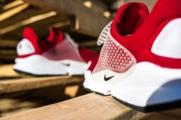 Nike Sock Dart Gym Red-Black-White-9