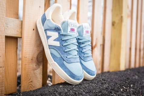 New Balance Made in England CT300 Blue Grotto