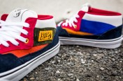 """Vans 'Year of the Monkey"""" Half Cab Multi-Suede-Leather -7"""