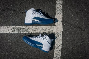"Air Jordan 12 ""French Blue"" ($190)"