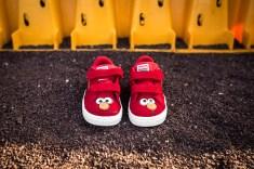 Sesame Street x Puma Suede Kids Elmo-4