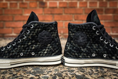 Converse Chuck Taylor woven black-black-12
