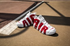 Nike Air More Uptempo white-gym red-12