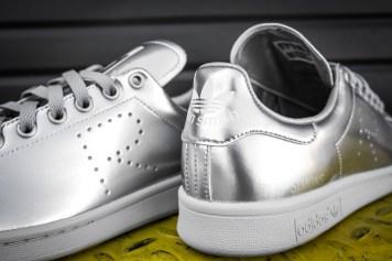 Raf Simons x adidas stan smith silver-21