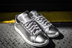 Raf Simons x adidas stan smith silver-8