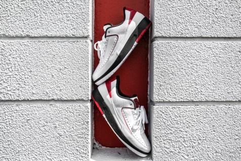 Air Jordan 2 Low 'Chicago'-6