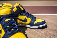 Nike Dunk 'Be True to Your School' Michigan-10