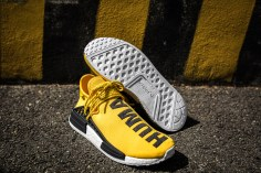 Wholesale Adidas X Pharrell NMD Human Race Red BB0616 with