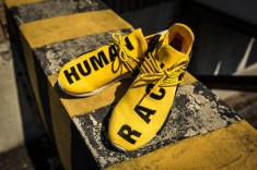 adidas NMD Human Race R1 x Pharrell Williams x BAPE