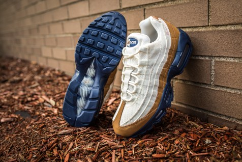 Nike Air Max 95 PRM Ale Brown-Pearl Pink-Mid Navy-16