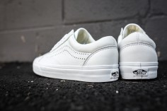 Vans Old Skool Reissue White-11