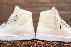 Air Jordan 1 Retro High Decon Natural-Natural White-6