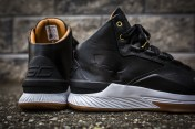 Under Armour Curry 1 Mid Leather Black-White-6