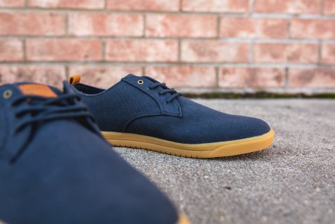 Clae Ellington Textile Deep Navy Canvas-16