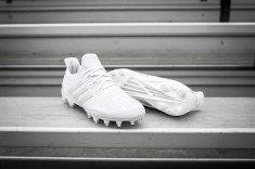Ultra Boost white cleat-9