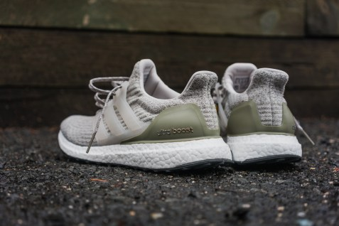 SEEK Thailand adidas Ultra Boost 3.0 LTD 'Trace Cargo' Facebook