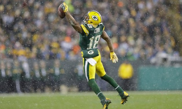 Image result for randall cobb
