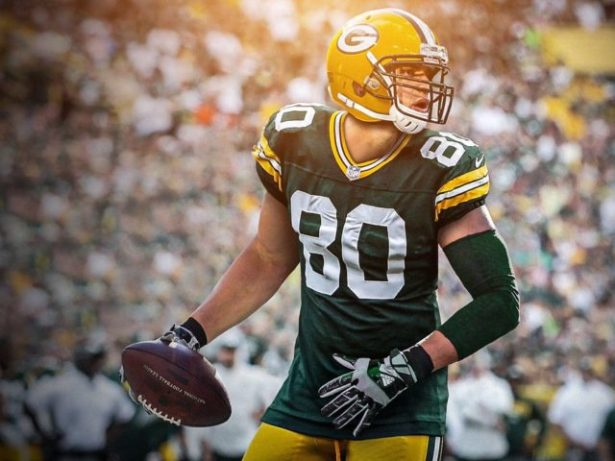 Image result for jimmy graham green bay packers