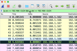Troubleshooting with Wireshark – Filtering on Intra-Subnet Conversations