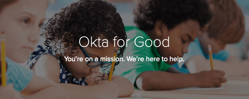 Okta helps nonprofits keep passwords safe