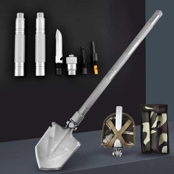 Ultimate Camp Shovel Multi-Tool